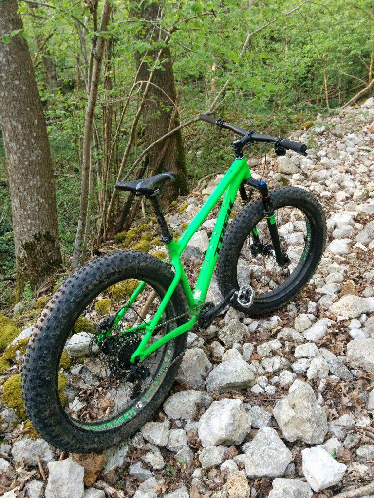 Fat Bike Trek Farley 8
