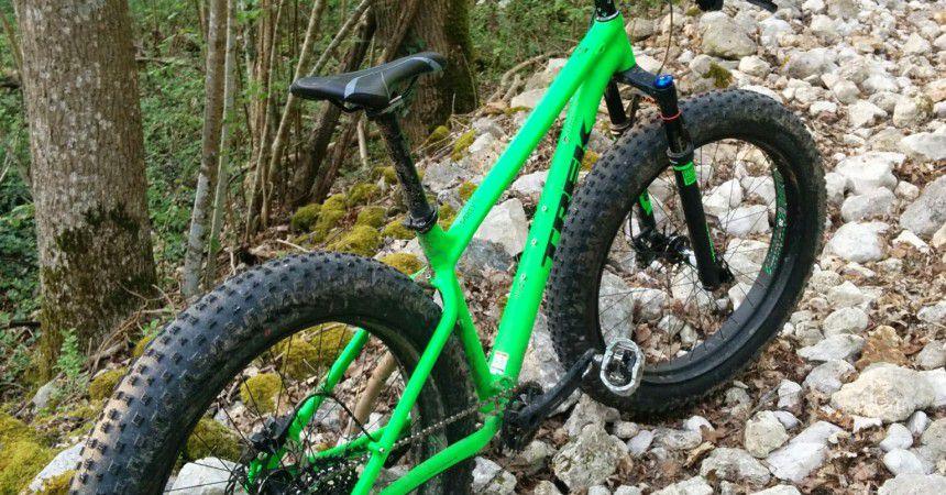 Fat Bike : une autre façon de rouler en VTT !