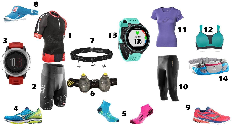 8107ede07dd978 Découvrez une sélection de produits idéaux running hommes et femmes pour  courir un marathon.