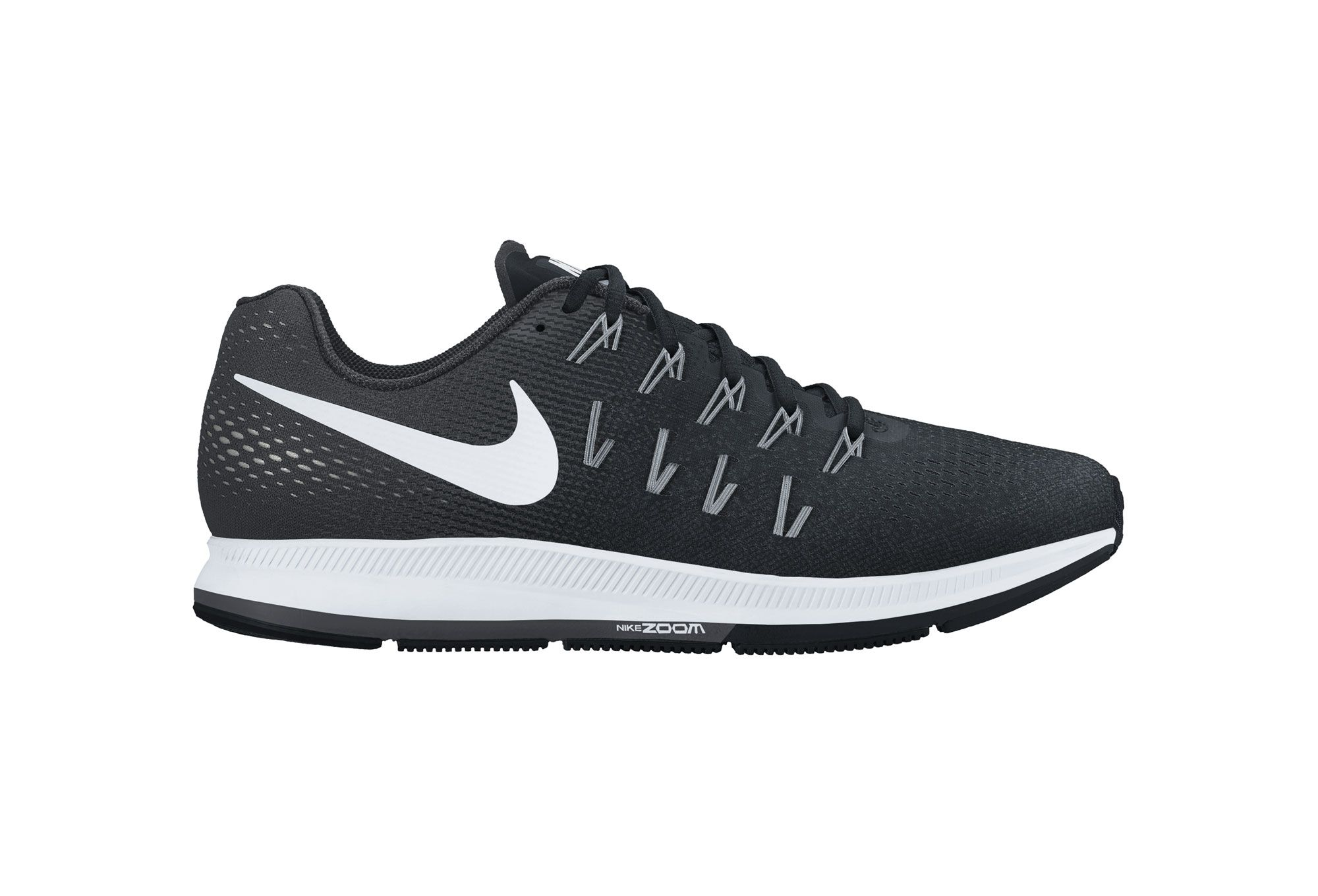 new styles 6f344 3993f Nike Pegasus 33 Noir