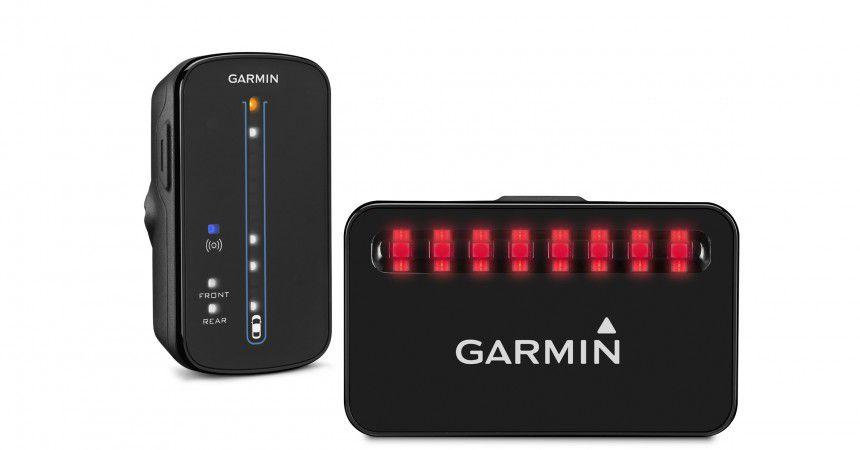 Garmin Varia Radar : la nouveauté Garmin