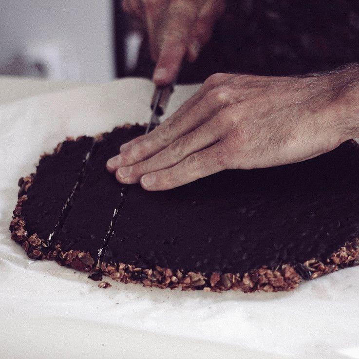 barre cereales chocolat