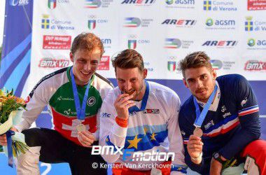 BMX Race : retour de Sylvain André sur les championnats de France et d'Europe