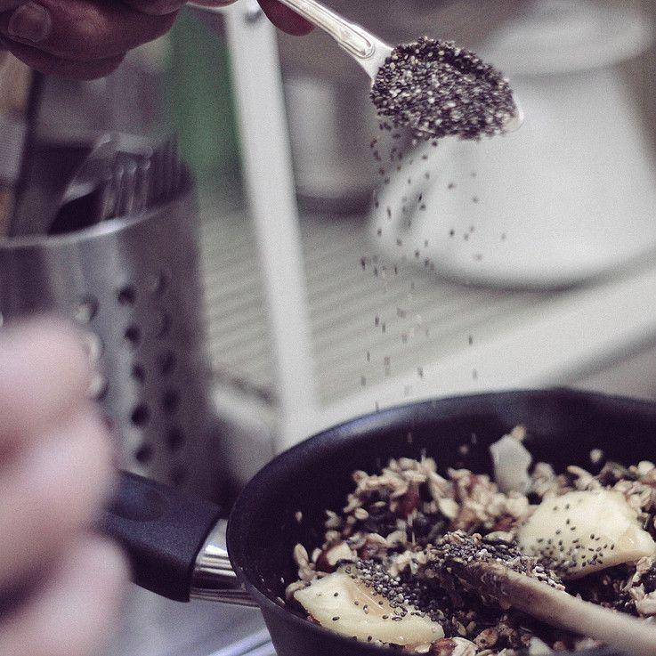 recette barre de cereales