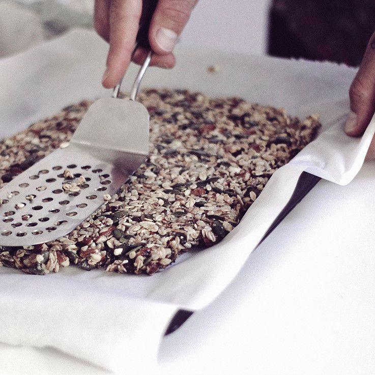 recette faitmaison barre de cereales