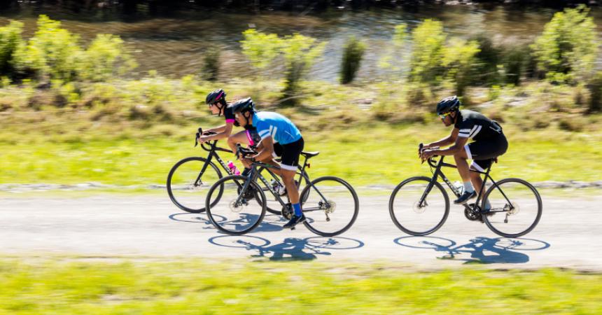 Gravel bike : la nouvelle tendance