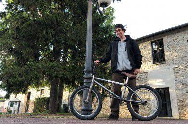 Thibaud Delas : le nouveau rider Flybikes