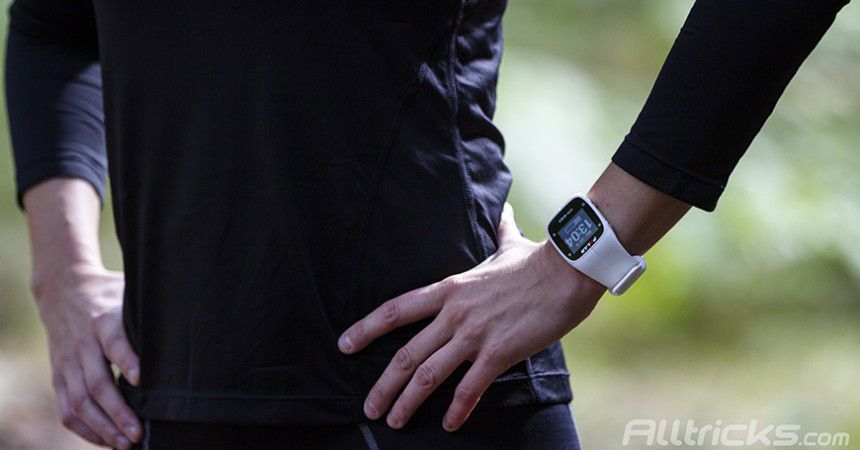 Montre Polar M400 : le test