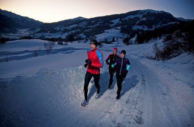 Comment s'équiper pour courir en hiver ?
