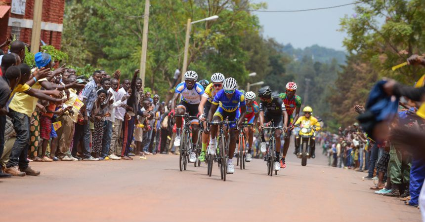 Le Tour du Rwanda 2016 vu de l'intérieur