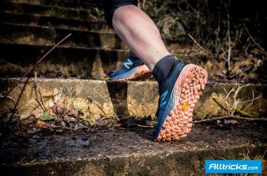 Test des New Balance Hierro