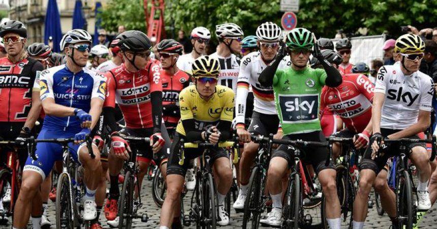 Les comptes Instagram à suivre pendant le Tour de France