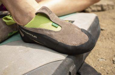 Comment choisir ses chaussons d'escalade ?