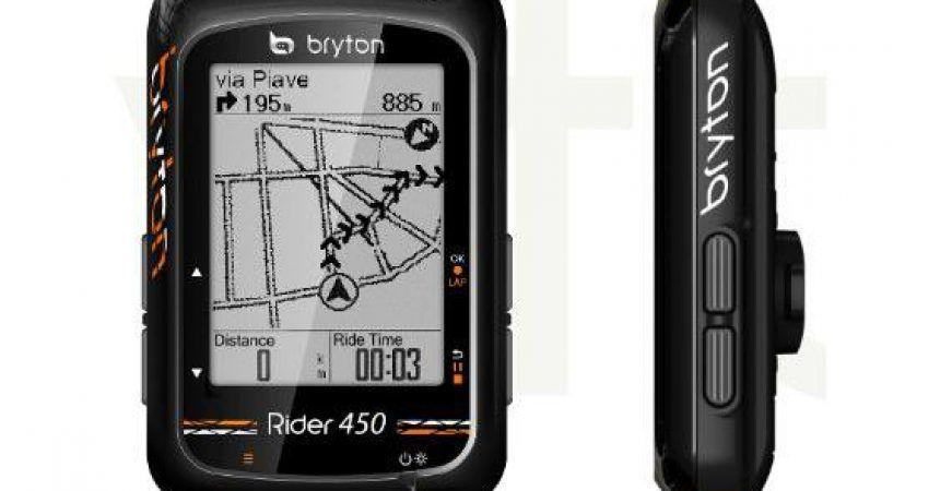 Test du Compteur Bryton Rider 450