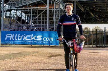 Interview de Eddy Clerté, athlète pro de BMX Race