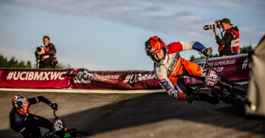Interview du pilote de BMX Niek Kimmann