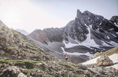 Odlo High Trail Vanoise : la montagne ça vous gagne !