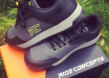 Test des Chaussures de VTT Ride Concepts