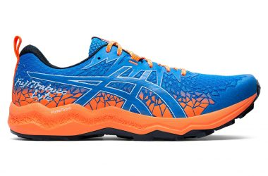 Test des Chaussures de trail Asics FujiTrabuco Lyte
