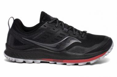 Test de la chaussure de trail Saucony Peregrine 10