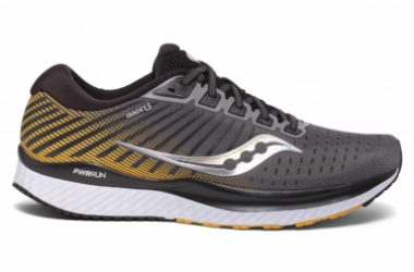 Test des chaussures Saucony Guide 13