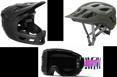 SMITH 2020 – Test des casques VTT & masques