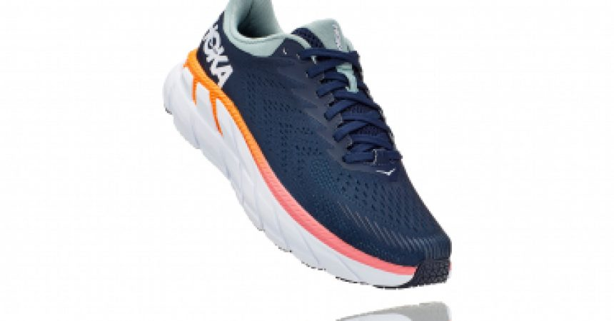 Test des chaussures running Hoka One One Clifton 7
