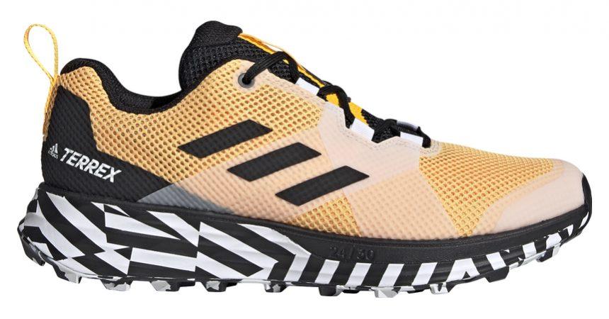 Test des chaussures de trail adidas Terrex Two