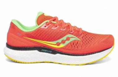 Test des chaussures running Saucony Triumph 18