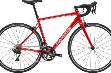 Test du vélo de Route Cannondale CAAD Optimo 1