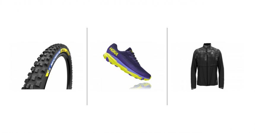 Les tests du mois : Michelin, Hoka & Odlo