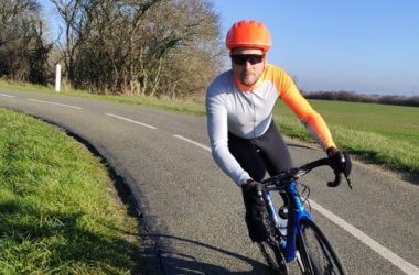 Test de la tenue de vélo de route POC Hiver