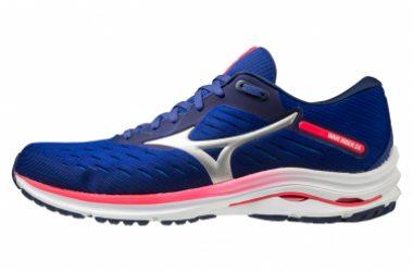 Test des chaussures de running Mizuno Wave Rider 24