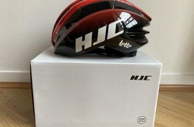 Test du casque de vélo de route HJC Ibex 2.0