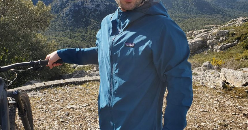Test de la veste de VTT Patagonia Dirt Roamer