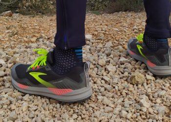 Test des chaussures de trail Brooks Cascadia 15