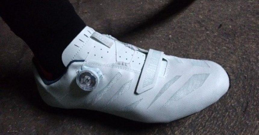 Test des chaussures Route Mavic Cosmic SL AzurLTD
