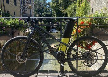 Test du vélo électrique Whatt TT Messenger
