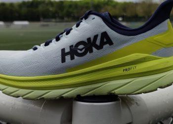 Test des chaussures de Running HOKA Mach 4