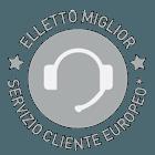Eletto migliore servizio clienti europeo